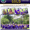 Summer and Back to School 2017 Blue and Gold Newsletter