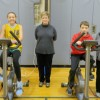 Exercise Bikes Added to the Middle School Physical Education Curriculum