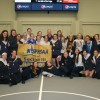 Girls Indoor Track Team Win Their 5th Consecutive OHSL Championship