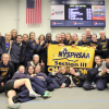 Girls Indoor track team wins section III title by ½ point