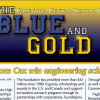 June 2017 Blue and Gold Newsletter
