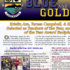October/November 2017 Blue and Gold Newsletter