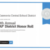 Cazenovia Named to 8th Annual AP District Honor Roll