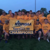 Boys Track and Boys Tennis Win Sectionals!