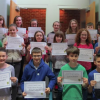 Middle School Citizens of the Quarter 2017-2018