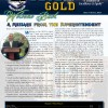Back-to-school issue of Blue and Gold in the mail
