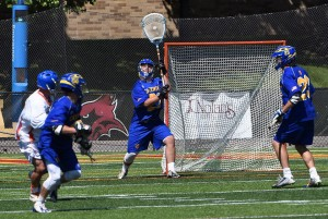 Whalen in Goal vs. Penn Yan