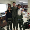 Anti-Gravity G Suits in Physics Class
