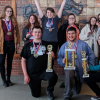 Academic Decathlon wins State Championship!