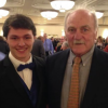 Dan Hammond Earns Jim Ridlon Scholarship at NFF Dinner