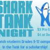 Shark Tank Night, May 31st