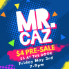 Mr.Caz, May 3rd, 2019