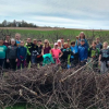 5th Graders do Community Service Project