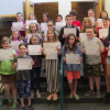 Fourth Quarter Citizens of the Quarter at the Middle School