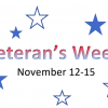 Veteran's Week at Cazenovia Middle School