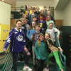 Syracuse Crunch Player Visits Middle School