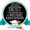 Cazenovia District Named In Best Communities for Music Education 2020