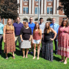 New Faculty Attend 2021-2022 Orientation